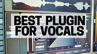 THE BEST VOCAL EDITING PLUGIN FOR ALL STYLES OF MUSIC