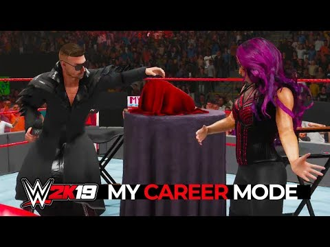 WWE 2K19 My Career Mode - Ep 13 - UNVEILING A NEW CHAMPIONSHIP!! thumbnail