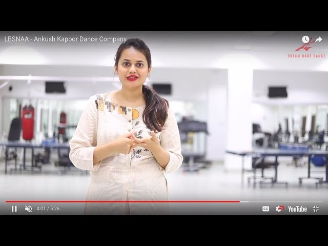 LBSNAA - Ankush Kapoor Dance Company