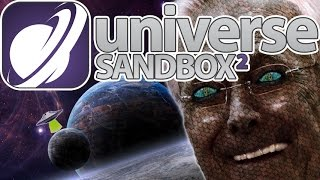 This Can't Be Real! - Universe Sandbox 2 - Episode 2 (Custom Solar System)