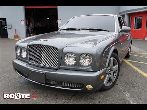 2006 Bentley Arnage Mulliner Youtube
