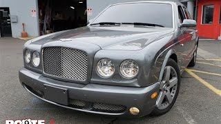 2006 Bentley Arnage Mulliner