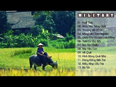 Nhạc Hòa Tấu Quê Hương Không Lời Hay Nhất 2015 [Phần 1]