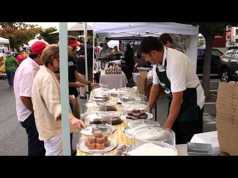 Mountain View CA Farmer's Market