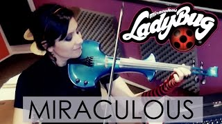 LADYBUG (Miraculous) ❤ VIOLIN COVER! /Martha Psyko