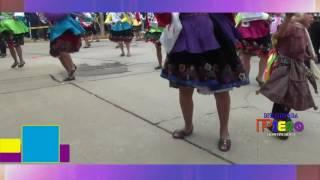 Carnaval huamachuquino 2017 pasacalle discotienda piero