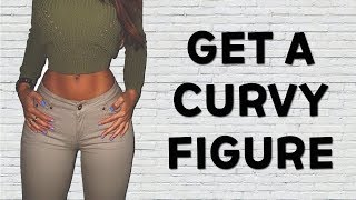 How To Get An Hourglass Figure FAST | 15 Minute Hourglass Workout For Slim Thick Curves!
