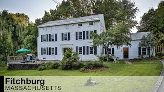Video of 110 Pearl Hill Road   Fitchburg, Massachusetts real estate & homes