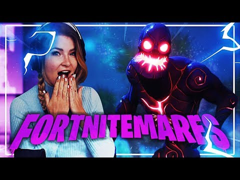 THE *NEW* FORTNITEMARES UPDATE IS RIDICULOUS! (Fortnite: Battle Royale Gameplay) | KittyPlays