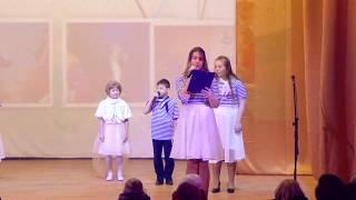 Отчетный концерт ДОМИСОЛЬКА