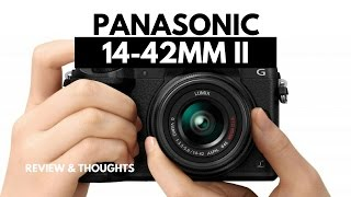 Panasonic Lumix G Vario 14-42mm Lens Review - Budget M4/3 Zoom Lens
