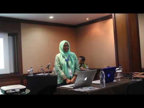 My First IES (International Electronics Symposium) Presentation in Bali 2016