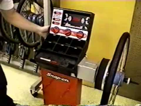snap on motorcycle wheel balancer youtube rh youtube com snap on wb250 wheel balancer parts Snap-on Tire Machine