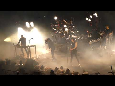 Nine Inch Nails - I'm Afraid of Americans (David Bowie cover) - Red Rocks, Morrison, CO - 09-19-2018
