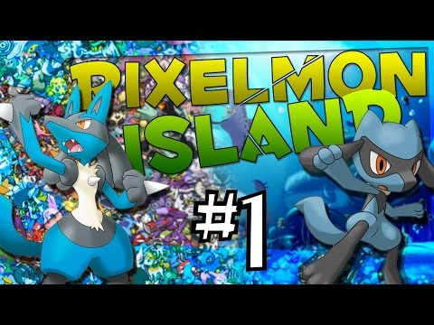 Pixelmon Island - Season 2 - Episode 1 - Teams!