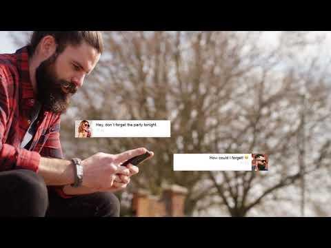 Smart Text Messaging App