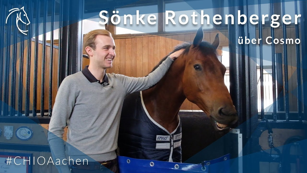 Sönke Rothenberger über Cosmo - YouTube