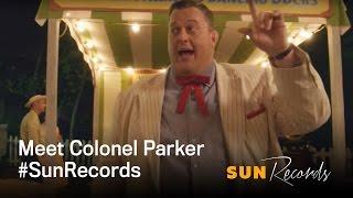Sun Records on CMT | Meet Colonel Tom Parker