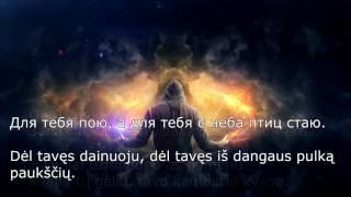 Скачать Тимур Гатиятуллин За спиной LIETUVIŠKAI Timur Gatijatullin Za Spinoj