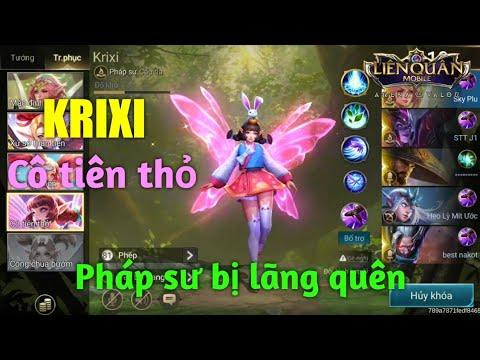 Krixi - Cô tiên thỏ và sức mạnh bá đạo của vị pháp sư bị lãng quên | Mobile Channel