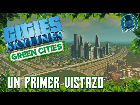 Cities Skylines: Green Cities | Crea Tu Ciudad Ecológica | en español