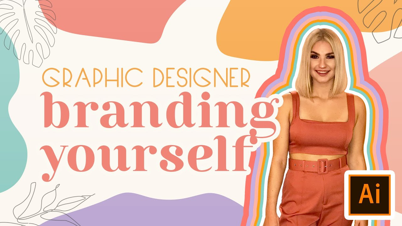 Branding yourself as a Graphic Designer   Personal Brand Identity - YouTube