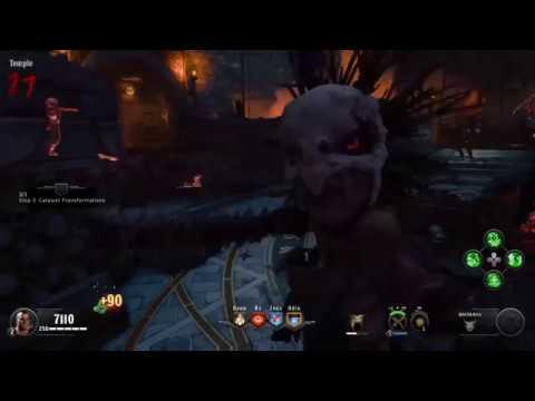 Catalyst zombies bo4