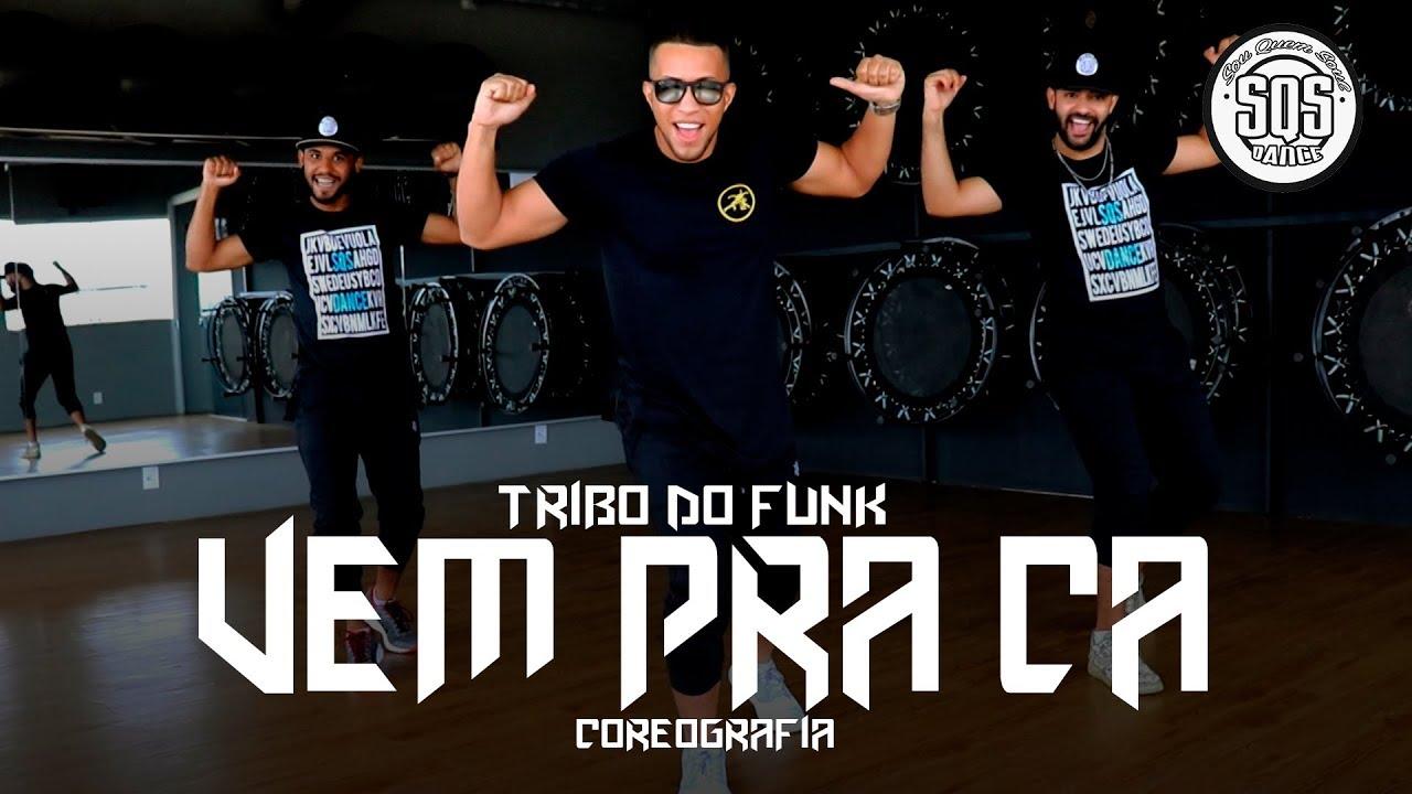 Vem Pra Cá -Tribo do Funk | SQS Dance (Coreografia Funk Gospel)