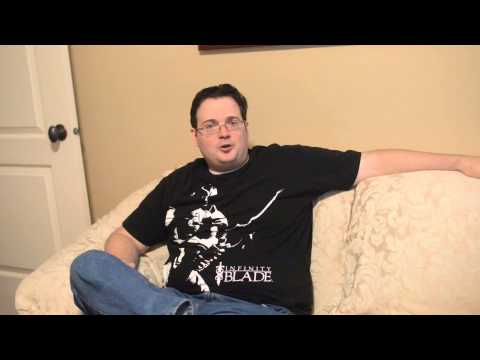 Brandon Sanderson 'Steelheart' exclusive interview!
