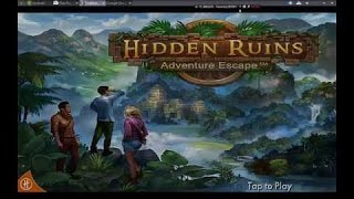 ADVENTURE ESCAPE Hidden Ruins FULL Game Walkthrough