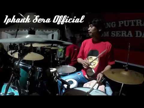 Kelangan Cover Kendang by Iphank Sera (OM SERA live Sukoharjo 2017)
