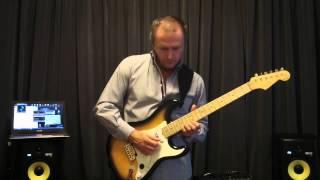 Carlos Santana  El  Farol (2) + Guitar Cover