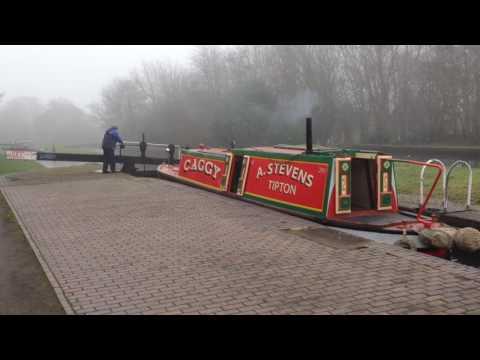 Tug 'Caggy' - A Foggy Morning through Tipton