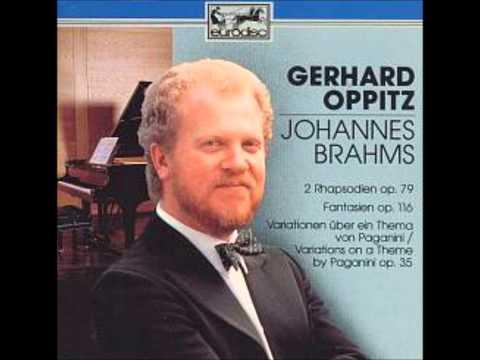 Gerhard Oppitz  Brahms Piano Concerto no.2, mov.1
