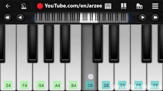 Download Mp3 Phir Bhi Tumko Chahunga Slow Version - Easy Mobile Piano Tutorial