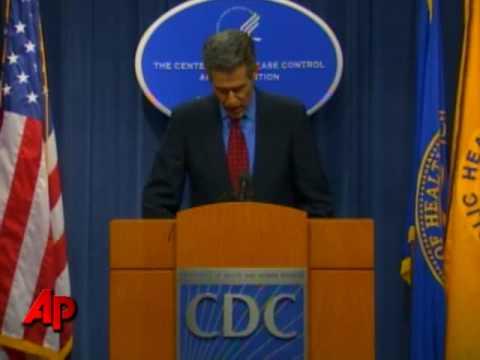 CDC: 40 U.S. Cases of Swine Flu