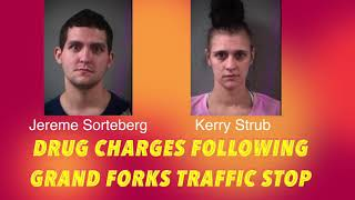 Pair Facing Drug Charges In Grand Forks