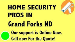 Best Home Security System Companies in Grand Forks ND