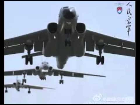 Xian H-6K, Long Range Strategic Bomber From China