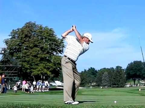 Fred Couples Slow Motion Swing Youtube