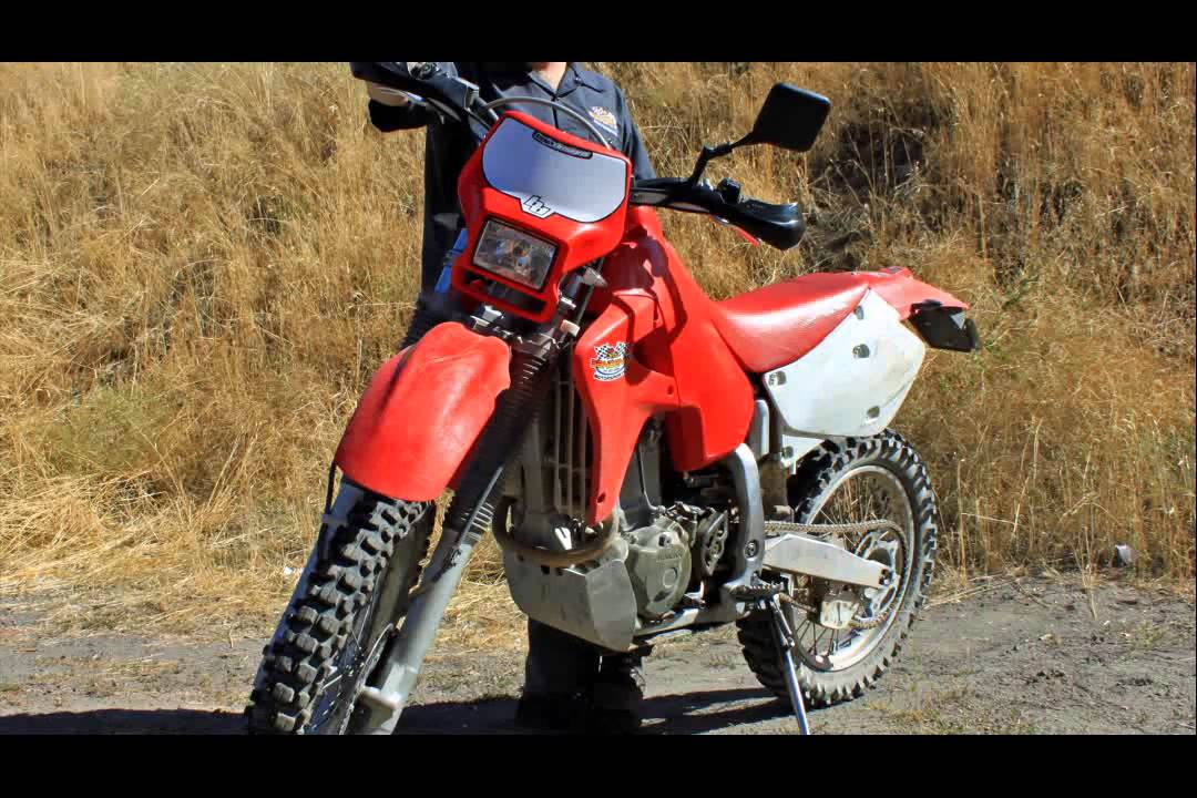 Electric: Xr650r Electric Start