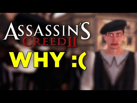 Assassin's Creed 2 WHAT HAVE YOU DONE?! — Xbox One Remaster Vs. Original Xbox 360