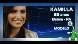 Jeito Inocente e Kamilla Salgado BBB 13