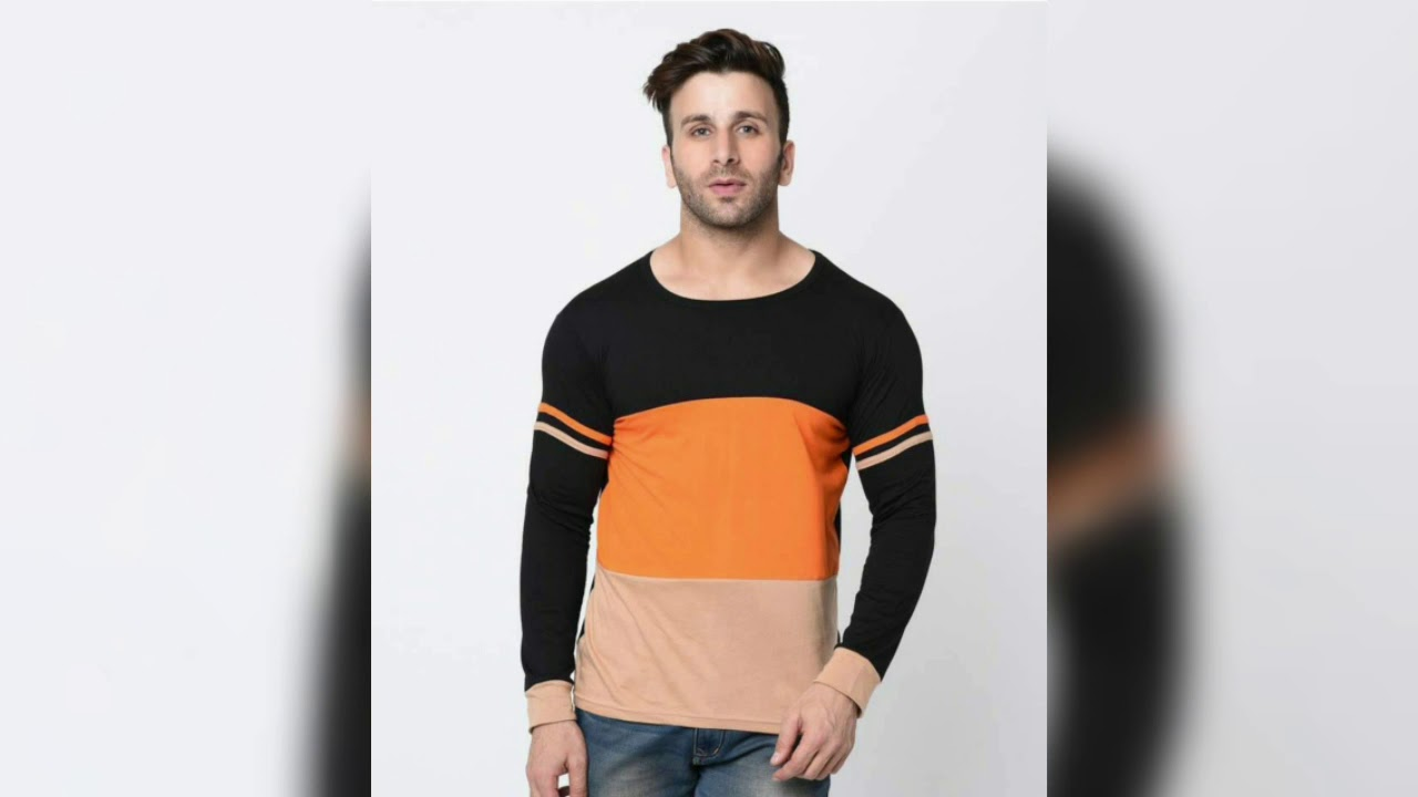 DESIGNER AND TRENDING COTTON T-SHIRTS