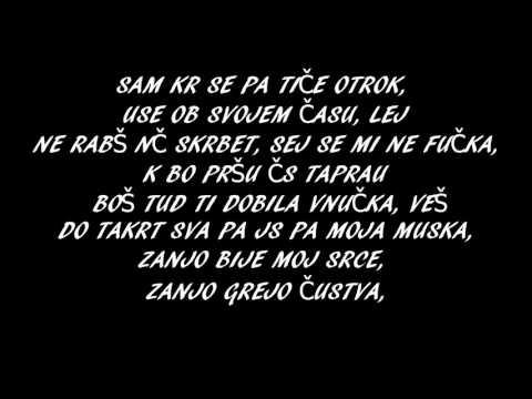 Nipke - Všeč Tko K Je (Lyrics)