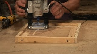 Drip Groove In Cutting Board