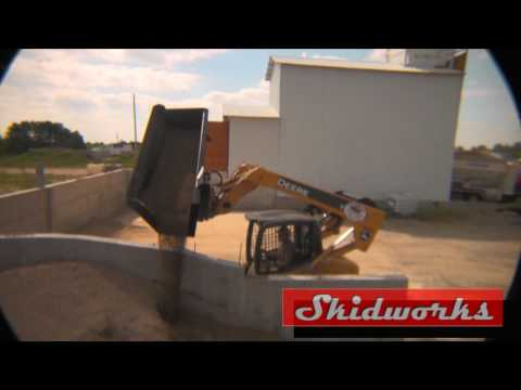 5 Unique Skid Steer Attachments! - YouTube