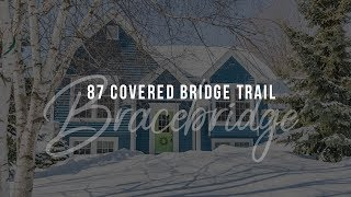 87 Covered Bridge Trail, Bracebridge