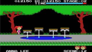 Vidéo-in Game ~ Cabbage Patch Kids : Adventures in the Park (ColecoVision)