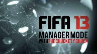 FIFA 13 | Manager Mode Ep.1